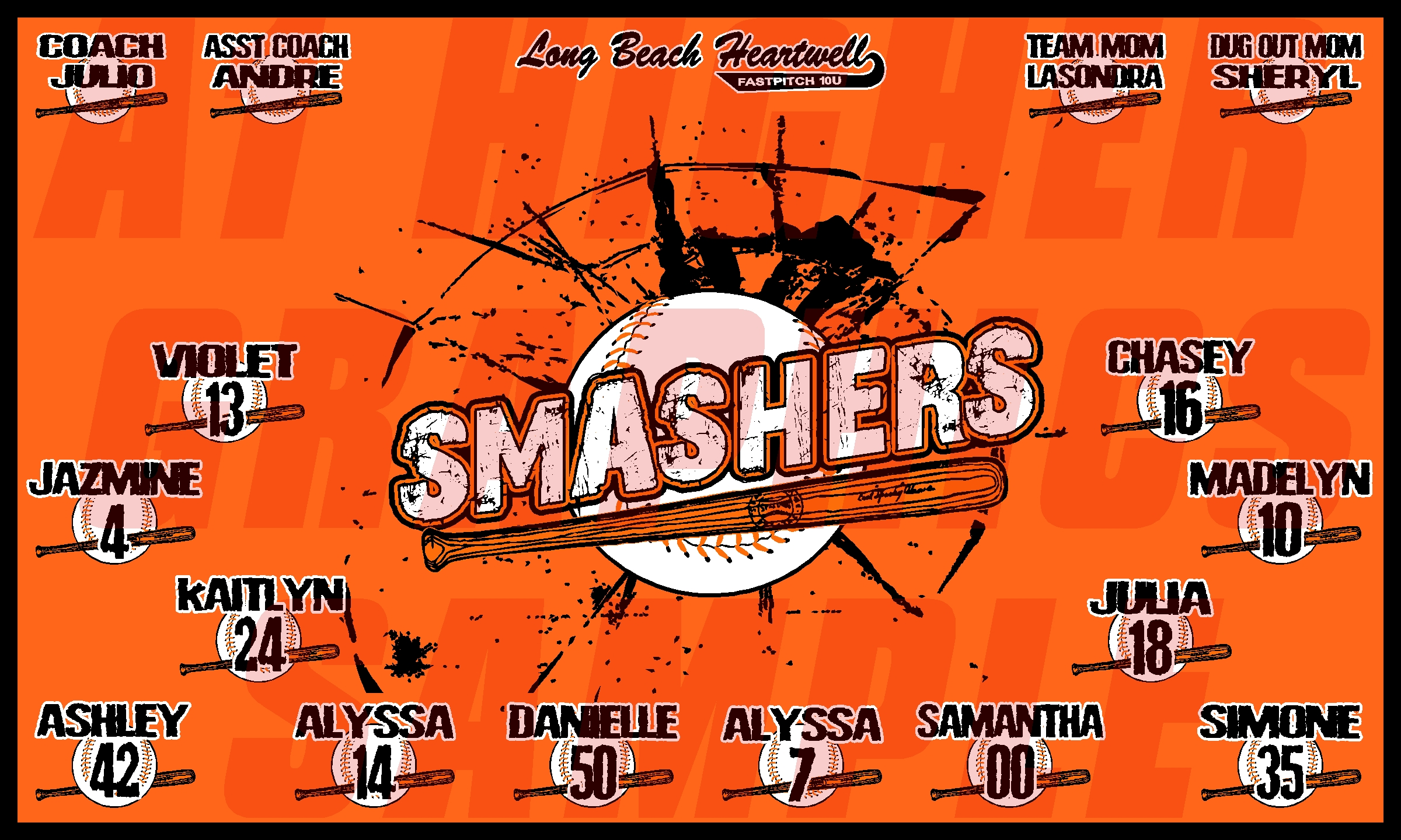 The Smashers Banner