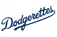 Dodgerettes Logo