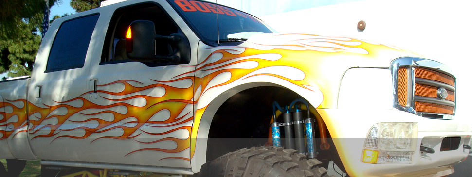 Vehicle Wraps and Graphics
